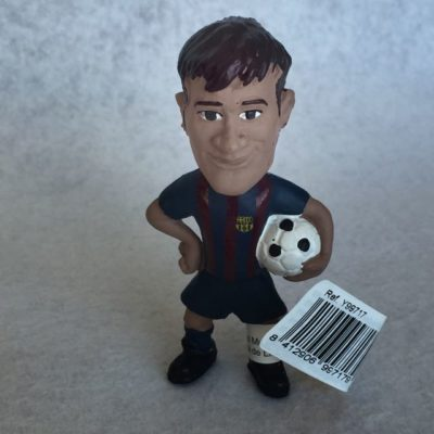 Figura PVC Neymar per a Mones de Pasqua